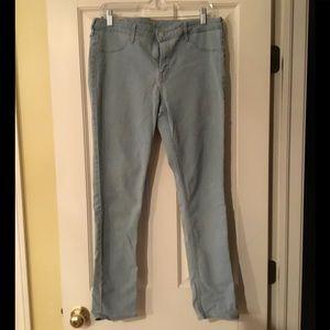 H&M Light Wash Jeans, Skinny, Ankle